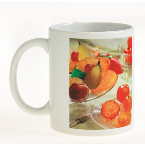 "Mug Collector ""Fruits Confits"" par Confiserie Florian"