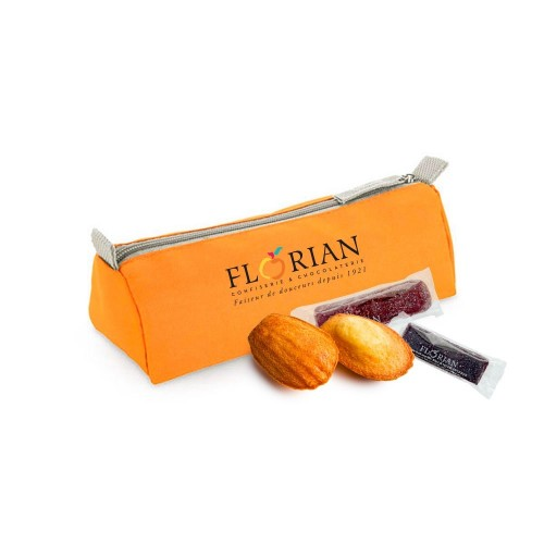 Trousse gourmande orange