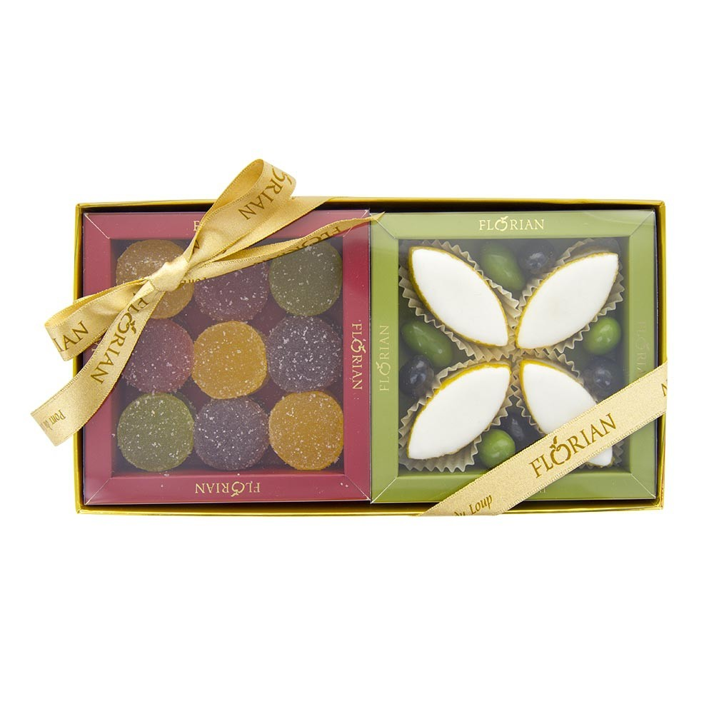 Coffret gourmand Duo de Provence
